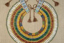 Древнеегипетский стиль / Ювелирное искусство и украшения в стиле древнего Египта