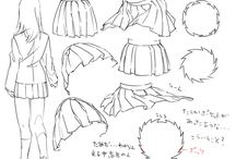 Tutorial Drawing_Skirt