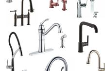 faucets/finishes