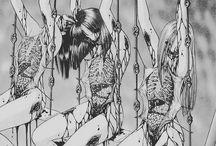 Dark/Creepy gory/bloody stuff