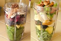 Smoothies / Healthy living