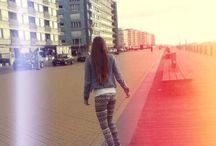 longboards <3 / My favourite thing to do!