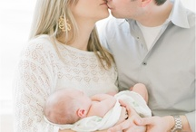 Newborn lifestyle shoot / by Jen Rodriguez Photography