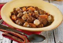 Stew Beef/Mushroom