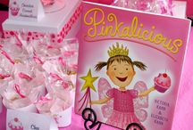 Parker's Pinkalicious Party / by Amy Schultz