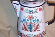 Vintage Scandinavian Home Goods