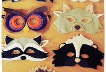 Masky a vše kolem