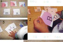 PreSchool Educational Activities / Educational activities for kids in Preschool