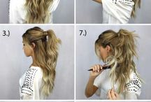 style for thin hair