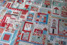 Home Sweet Home Quilt Along! / by Persimon Dreams