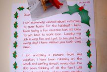 Elf shelf ideas / by Jessica Fritz