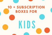 Subscription Boxes / This board is for all the subscription box addicts with details about various subscription boxes & discounts available
