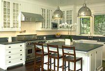 kitchens / by Misty Carman