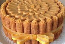 pasteles