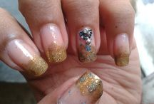 my nails!!! / nails r a prt of beauty...lets make them more beautiful!!!