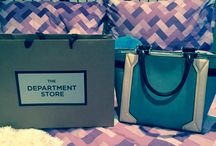 Bags! / Topshop bag from The Department Store