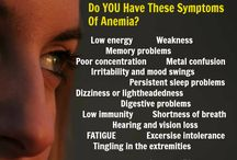 anemia/fibroids/arthritis