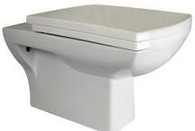 Europa Parador Wall Hung Toilet Pan & Soft Close Toilet Seat 2043
