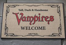 Vamps, weres and supernatural creatures