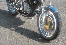 Motocicleta / Hienoja moottoripyöriä