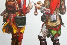 Uniform 18th century