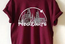Disney and HP Family Tshirt Inspiration