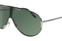PORSCHE DESIGN 8486 Folding Sunglasses / by Vision Specialists Corp