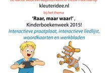 Thema Kinderboekenweek 2015
