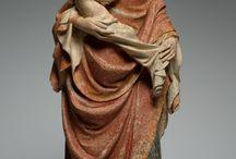 statua lignea