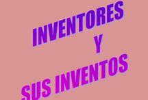 INVENTORES E INVENTOS