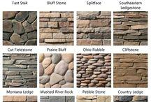 Kő burkolat