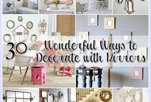 Wall decor for house / by Natalie Lee