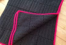Hæklede tæpper