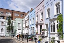 Chelsea Walk - London, England / Chelsea Walk ist ein Grau mit der noblen Anmutung von Kaschmir. Genau das Gefühl, das sich bei einem Spaziergang in Londons Nobelviertel einstellt. Chelsea Walk wirkt cool und vertraut. Dabei hat es die Besinnlichkeit, die Kreative nun mal brauchen.