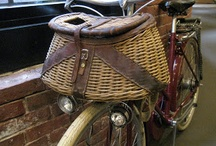 Bicycle Baskets / A workshop reference board of bicycle basket forms