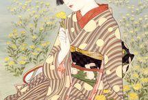 日本画の参考