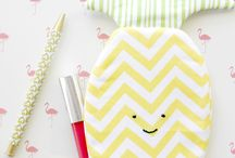 Sewing - Bags and Pouches / Sewing patterns and ideas for bags and pouches.