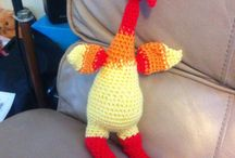 Tracy Joys Crochet / Things I have designed & made