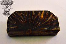 Masur Birch Knife Blocks / Masur Birch Knife Blocks