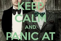 Panic! At The Disco / Things are shaping up to be pretty. odd...