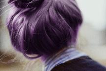 Hair on style