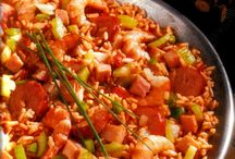 Food - Cajun/Creole Cooking / by Dawn C