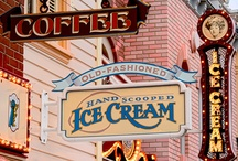 Ice Cream Parlors / by Diana Graves