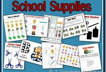 Prep-Aged Activities and Ideas / Study Ideas | Activities | Homeschooling | Educational | Prep  | Printables | Learning | Unit Studies | Crafts