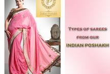 Indian Poshakh Saree Collection / Wide collection sarees. Varieties & color of sarees. Choose your best one.