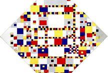 Ruit / gekantelde vierkant