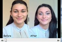 Before and After Makeup Pictures