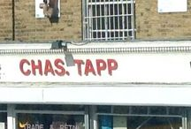 Fonts on Independent Shops - Font Sunday / 4th August  2013 - A collection from people's contributions to The Design Museum's #FontSunday fun on twitter.