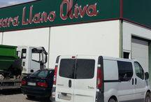 Llano Oliva / Fabrica de aceite, Una Almanzara en el poligono de arboleas