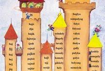 Nyelvtan / anyanyelvi feladatok